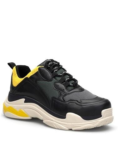 Dark Seer Spor Ayakkabı Siyah